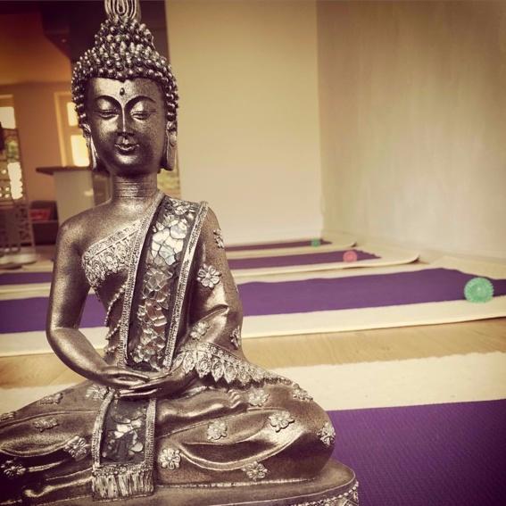 Vertretungsstunde (für Yoga-, Fitness-Studios etc.)