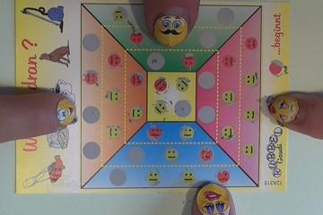 Lustige und spannende Rubbelkarten-Spiele