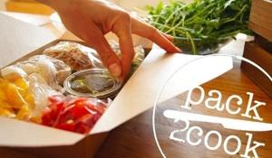 pack2cook - schnell und lecker selbst gekocht