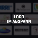Logo im Abspann