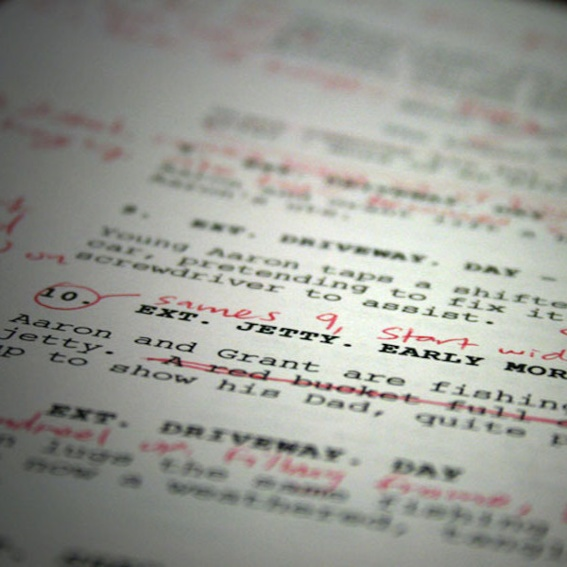 Drehbuch (Shooting Script)