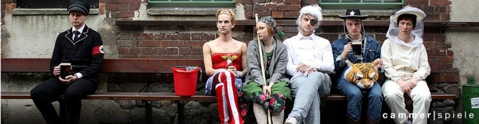 SEIN ODER NICHTSEIN - Cammerspiele-Sommertheater 2013