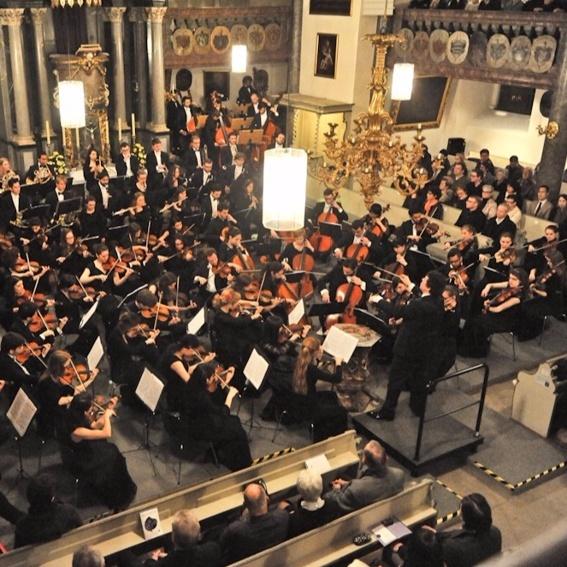 Ticket zum Symphoniekonzert in Bayreuth am 16.04. mit Sektempfang