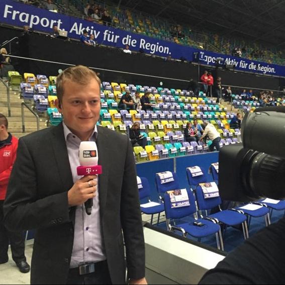 Erstligaluft schnuppern - mit Chris zu Telekombasketball