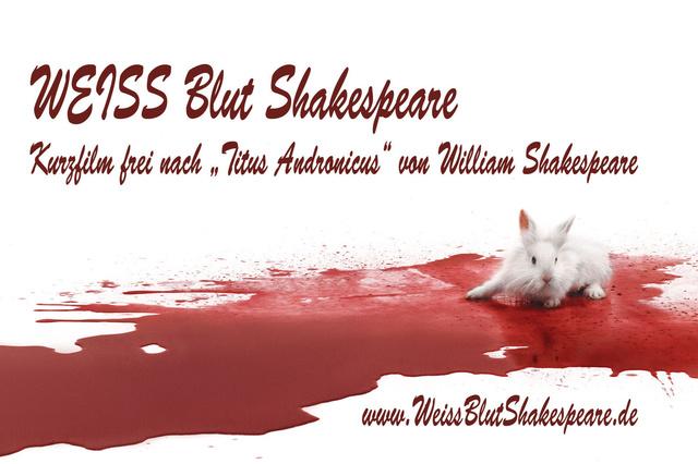 WEISS Blut Shakespeare