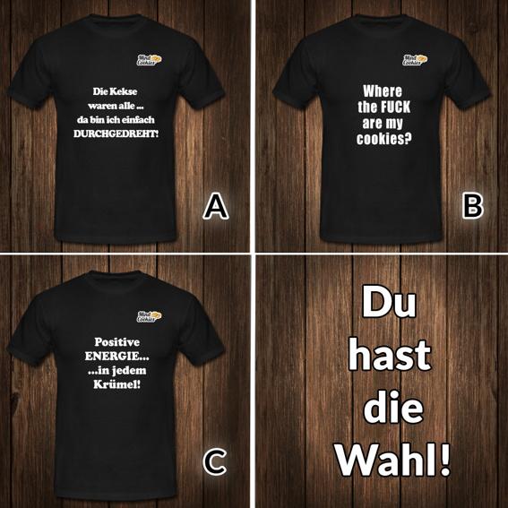 Supporter Männer Shirt