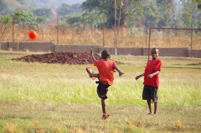 Ugandas Children Film Project