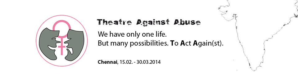 Theatre against abuse