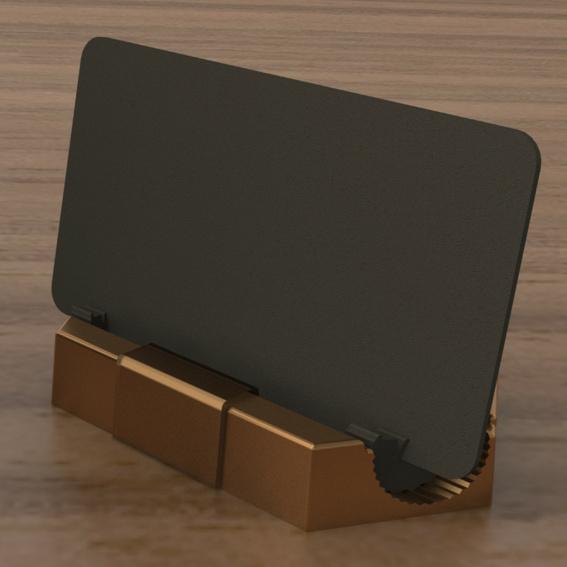 Material Option II (Bronze/PLA) für Ph@bholder Duo