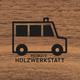 mobiler Holzmagnet