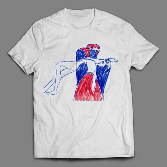 """""""Pietà"""" T-Shirt"""