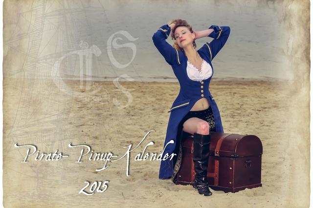 Pirate-Pinup-Kalender