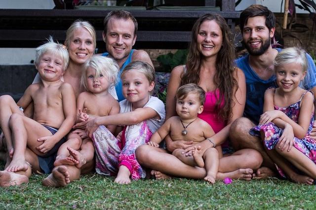 Zwei Familien auf Weltreise – Der Film