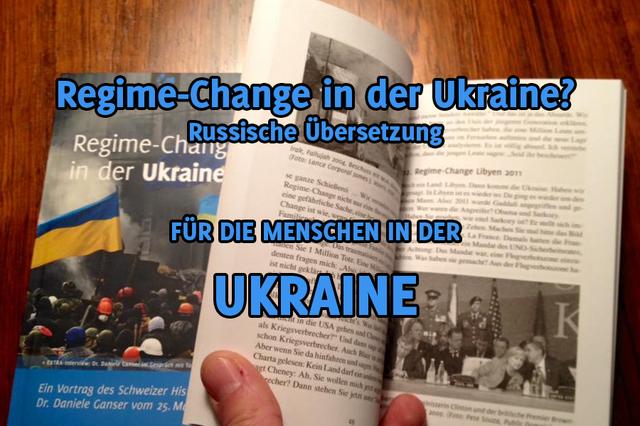 Regime-Change in der Ukraine? - Magazin