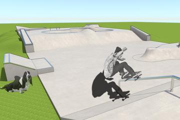 San Skate - Ein Skatepark für San Luis
