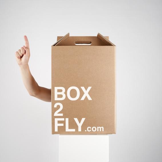 BOX2FLY inkl. Versand