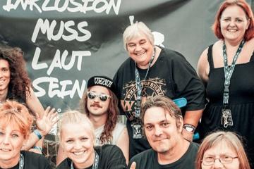 Inklusion Muss Laut Sein - Mein Ehrenamt rockt!