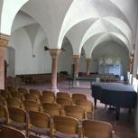 Konzertkarte zur Orgel-Premiere