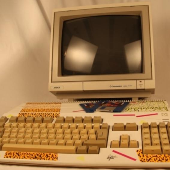 Foto deines liebsten Retro-Rechners