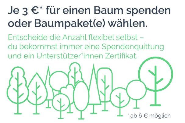 Mitarbeiter Startup Paket 50 Bäume Mein Baum Mein Dresden