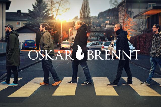 Oskar Brennt - Von Liebe und Hass / EP Crowdfunding