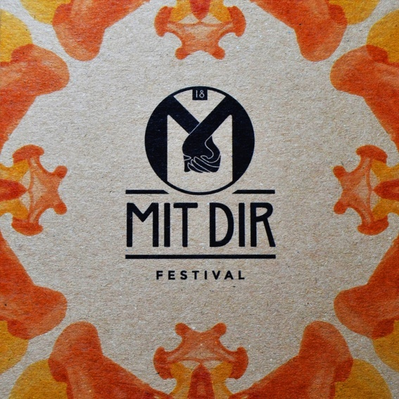 2x Ticket MIT DIR Festival 2018