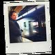 Persönliches Porträt-Fotoshooting im Polaroid-Look