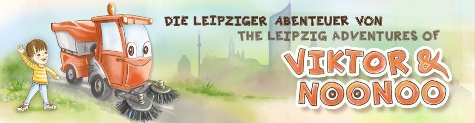Die Leipziger Abenteuer von Viktor und Noonoo