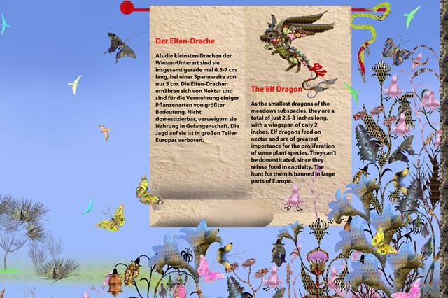 Kleine Enzyklopädie der Drachen