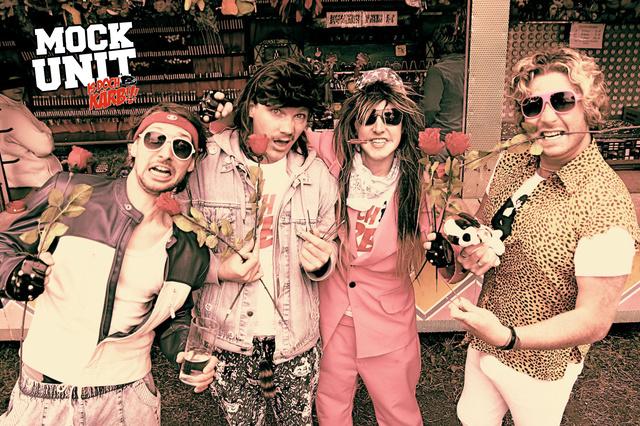 Mock Unit Album