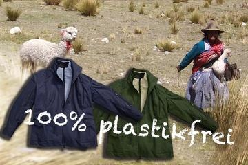 Der Alparka - 100% plastikfrei