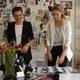 Meet and Greet, Dinner und Ausflug mit den Designern