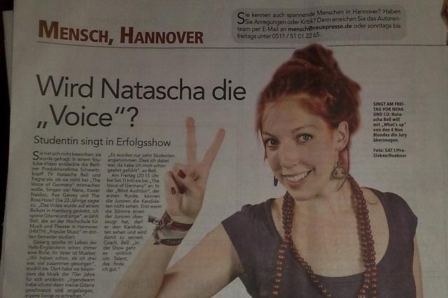 Natascha Bells EP