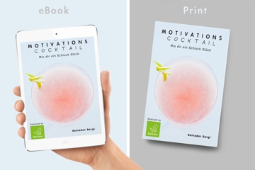 Buchprojekt Motivations Cocktail PrintBuch & eBook