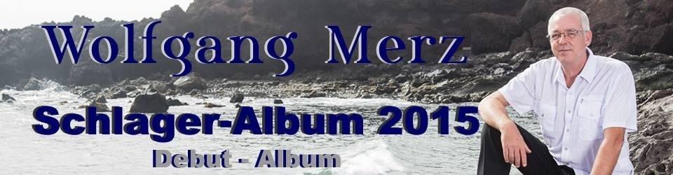 Schlager Album Wolfgang Merz