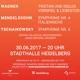 Nennung als Sponsor auf unserer Homepage und den Plakaten für kommende Konzerte