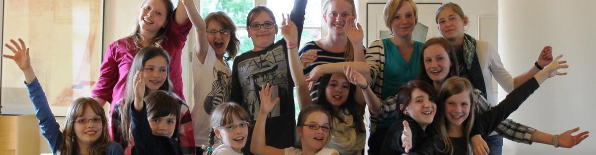 """Musical Kids Selm: """"Antonia und der Reißteufel"""""""