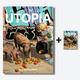 Buch Vorbestellung und Postkarte