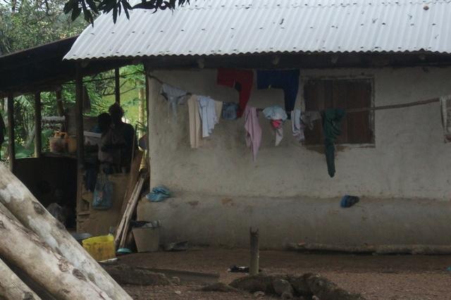 Es war einmal... in Liberia