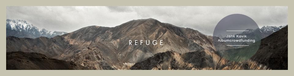 "Jank Kovik New Album ""Refuge"""