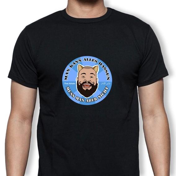T-Shirt + Sticker