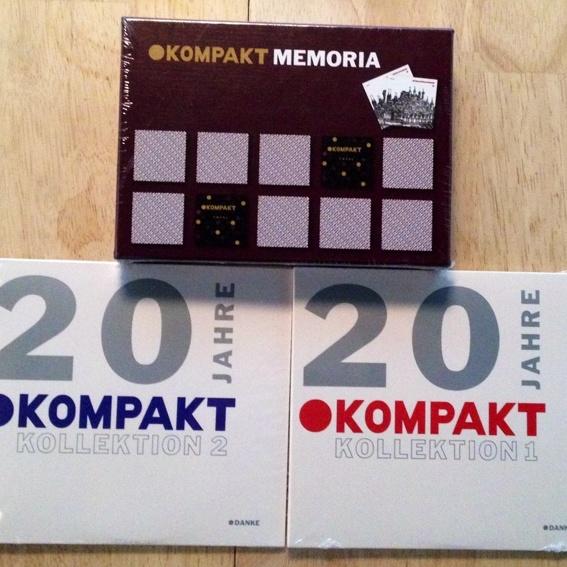 Kompakt Kollektion 1+2 & Kompakt memory (CD)