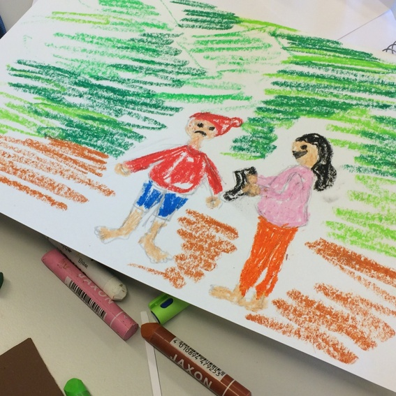 Märchen Schreibwerkstatt mit Melanie Hoessel
