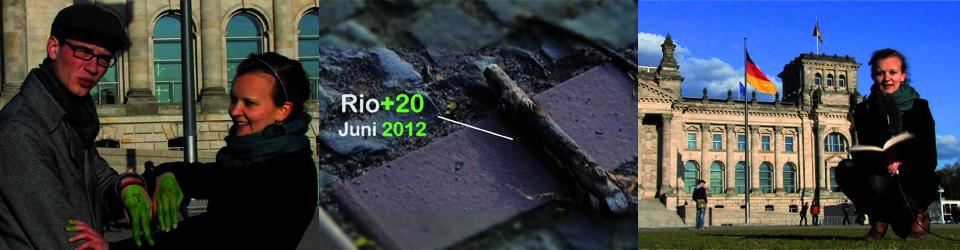 Videoblog Rio+20