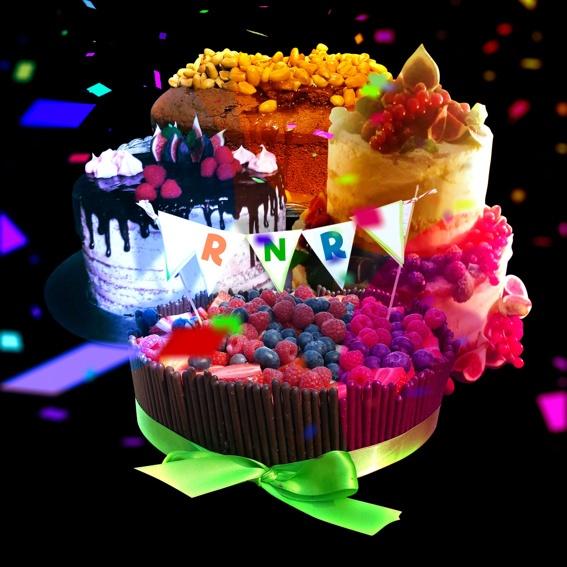 NEU: Jeburtstachs-Torte