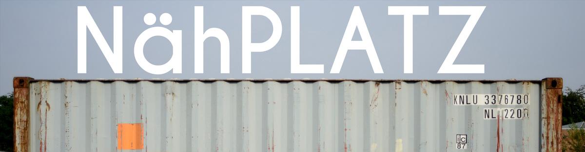 NähPLATZ - Containerprojekt