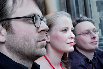 trio Rosenrot / CD-Produktion: Volkslieder Vol.2