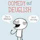Comedy auf Deuglish in der ersten Reihe