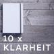 10 Exemplare KLARHEIT