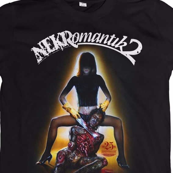 """Nekromantik 2""-T-Shirt"